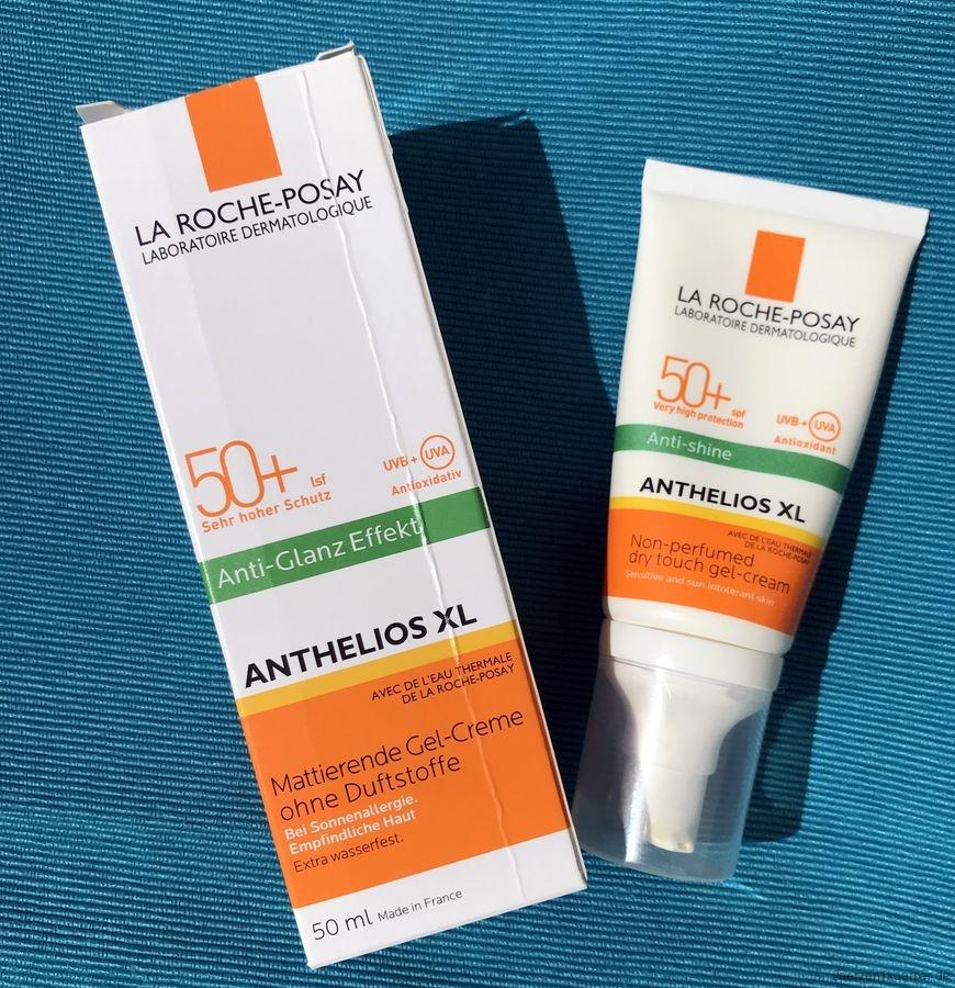 Anthelios Sonnenschutz gegen Hautkrebs